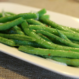 Green Beans With Italian Dressing Recipes