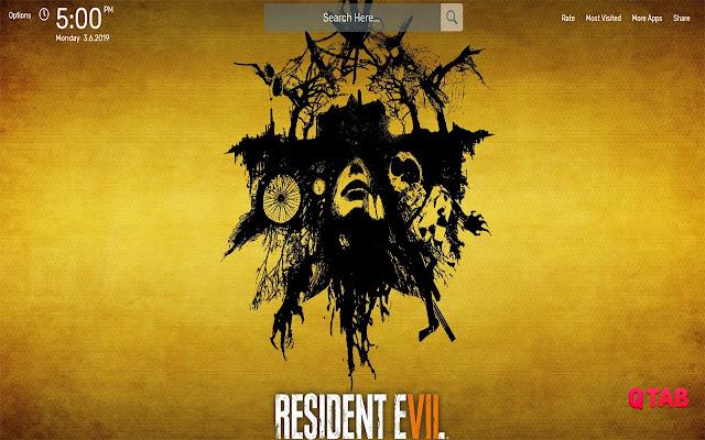 Resident Evil 7 Biohazard Wallpapers