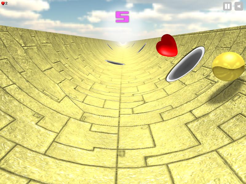 Скриншот Save Pinky