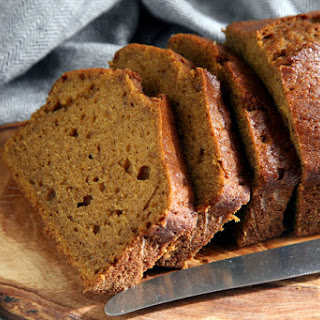 Pumpkin Bread With Brown Butter and Bourbon