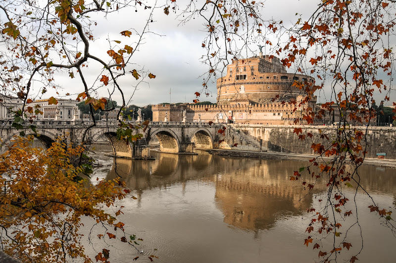 Autumn in Rome di photofabi77