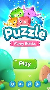 Puzzle - Funny Blocks - náhled