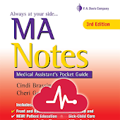 MA Notes: Medical Assistant's Pocket Guide Android APK Download Free By Skyscape Medpresso Inc