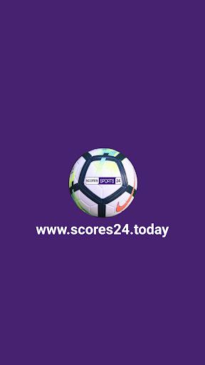 نتائج المباريات Scores24 screenshot