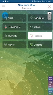 Weather app- screenshot thumbnail