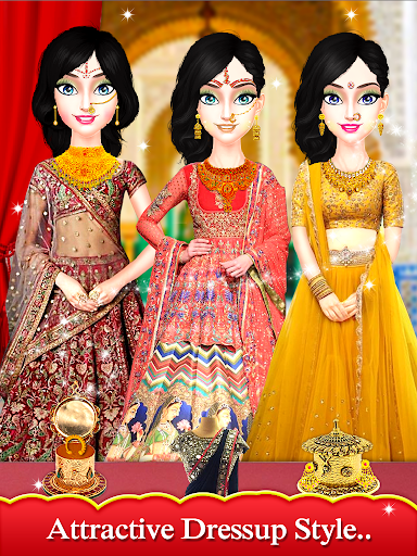 Royal North Indian Wedding - Arrange Marriage Game modavailable screenshots 4