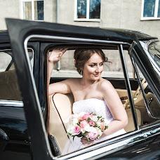 Wedding photographer Ekaterina Zagvazdina (zkate). Photo of 05.12.2016