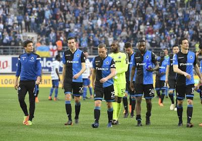 """Marc Degryse trouve que le Club de Bruges a un problème d'attaquants : """"Avec lui, c'est tout ou rien"""""""