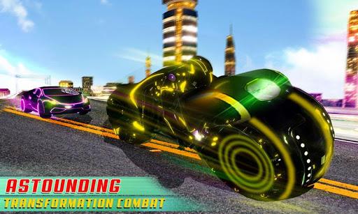Mega Ramp Light Bike Stunts: New Bike Racing Games 2.0.0 screenshots 6