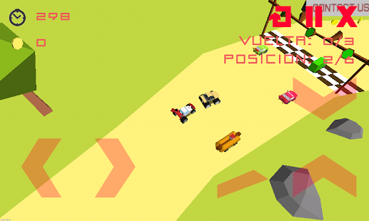 Crazy Mini Racer- screenshot thumbnail