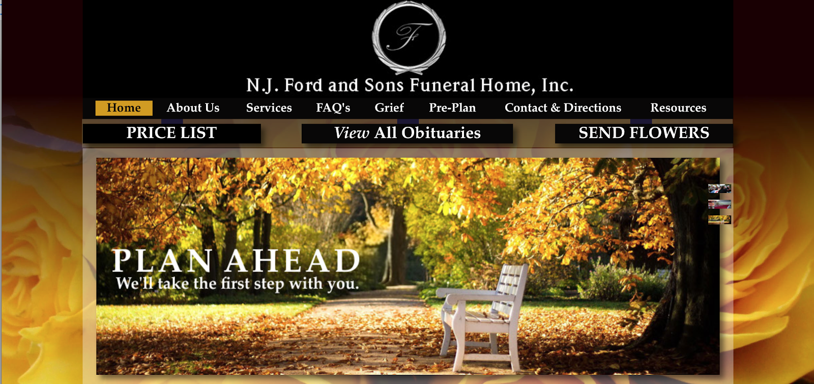 N.J Ford and Sons Funeral Home