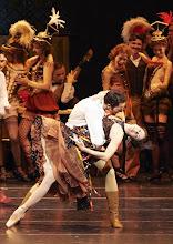 Photo: Wiener Staatsballett: MAYERLING (29.11.2014), Roman Lazik, Alice Firenze. Foto: Wiener Staatsoper/ Nichel Pöhn