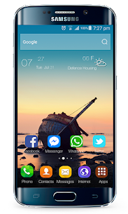 Launcher Nokia 8.1 Theme 1.0.0 Latest MOD Updated 1