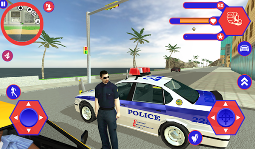 Grand Vegas Police Crime Vice Mafia Simulator 1.1 app download 5