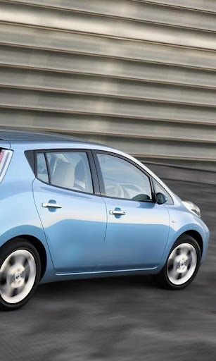 Wallpapers Nissan Leaf