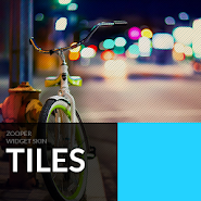 Tiles Zooper Widget Skin 1 00 latest apk download for Android • AllApk