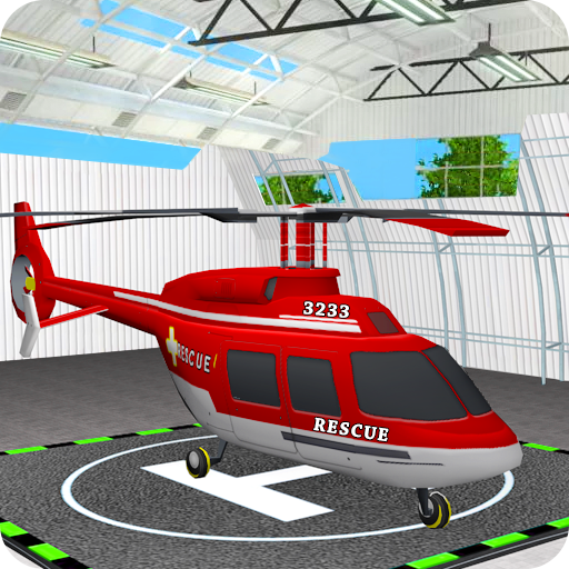 Fun Of Helicopter Rescue (game)