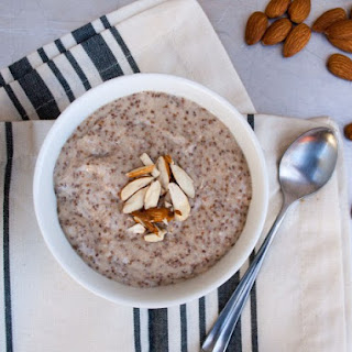 Almond Chia Pudding Recipe