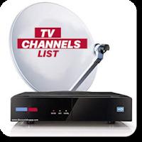 App for Tata Sky Channels List Tata sky DTH Guide