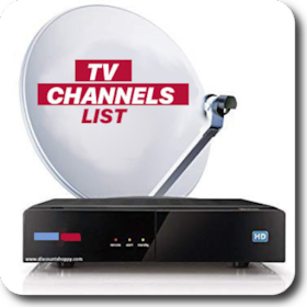 App for Tata Sky Channels List & Tata sky DTH