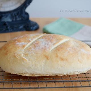 Hungarian potato bread - Magyar krumplis kenyer