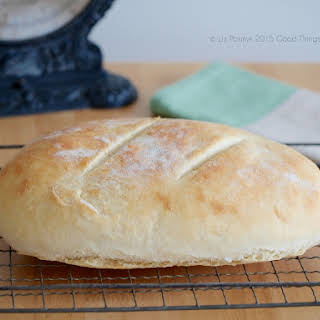 Hungarian potato bread - Magyar krumplis kenyer.