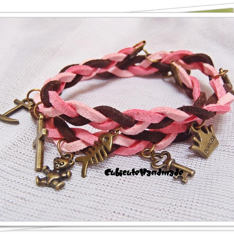 Bracelet by Cubic Cute Handmade