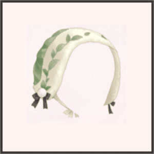 ミントの帽子