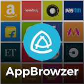AppBrowzer : Cabs, Shopping, Recharge, Flights