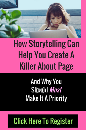 Storytelling for Website Marketing