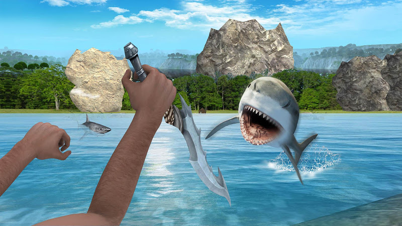 Real Fishing Simulator 2018 – Wild Fishing – APK MOD HACK – Dinheiro Infinito