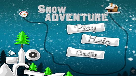 Snow Adventure - náhled