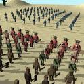 Stick Epic War Simulator RTS icon