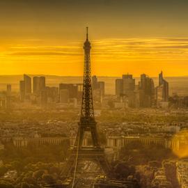 by Benoit Beauchamp - City,  Street & Park  Skylines
