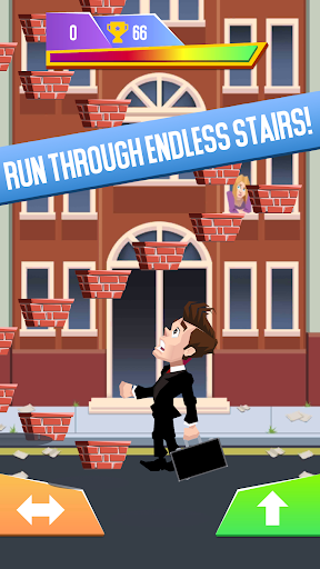 Upstairs: Endless Stairs - screenshot