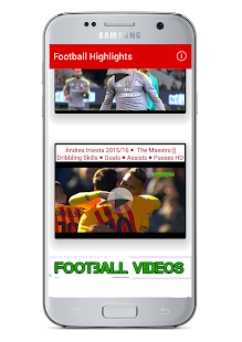 FOOTBALL HIGHLIGHTS videos and soccer highlights - náhled