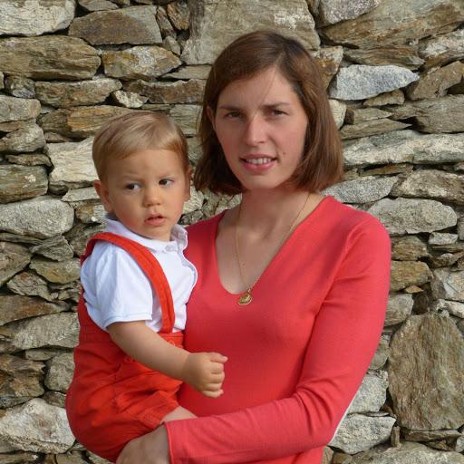 Mathilde Chartier court le cross Ouest France pour soutenir L'Arche La Ruisselée