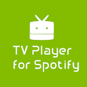 TV Player Spotify icon