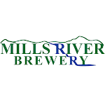 Logo for Mills River Brewery