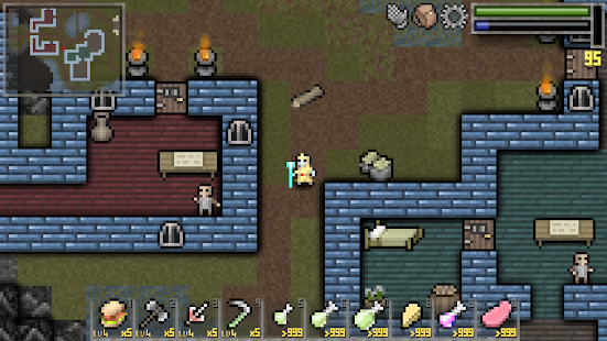 Throne Quest RPG Screenshot
