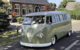 Volkswagen Split Bus Rent Akershus