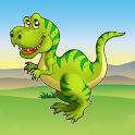 Kids Dino Adventure Game - Free Game for Children icon