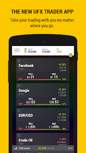 App UFX Trader APK for Windows Phone