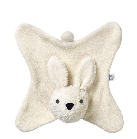 Franck & Fisher  Anika off-white rabbit cuddle cloth