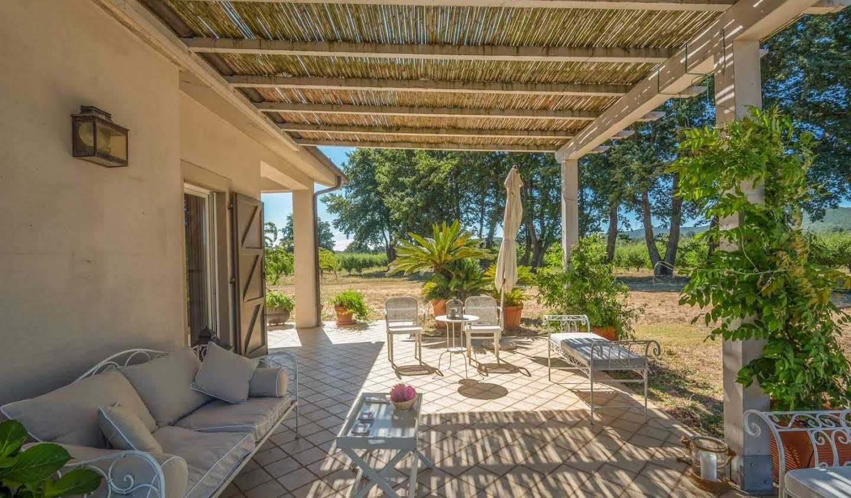 Villa avec jardin Manciano