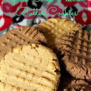 Guilt Free Peanut Butter Cookies