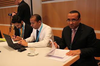 Photo: TRACCS: Hassan Al Saleh, Majdi Al Ayed, Mohamed Al Ayed