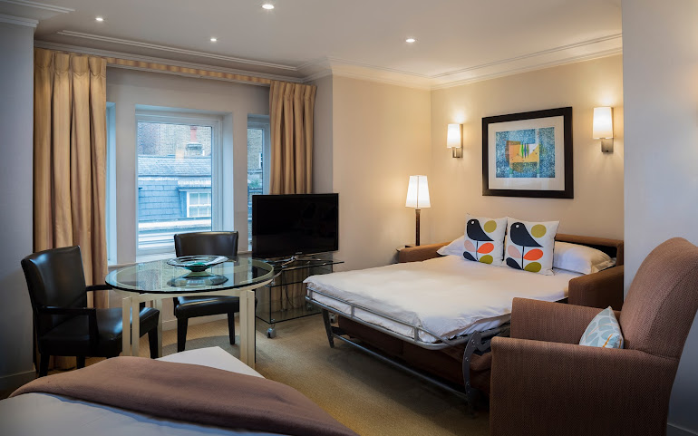Phoenix House apartment Belgravia