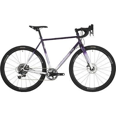 All-City Cosmic Stallion Force 1 Bike - 700c, Steel, Purple Fade