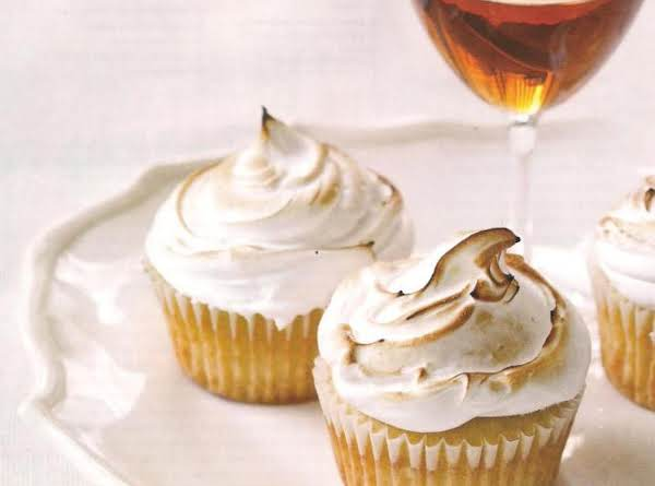 Lemon Meringue Cupcakes Recipe